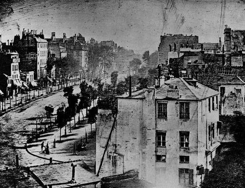 Dünyadaki İlk Fotoğraflar